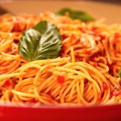 spageti milaneze