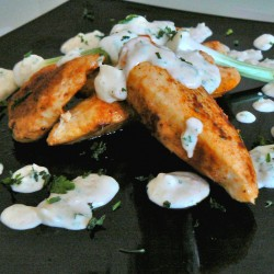Piletina sa tri vrste sira