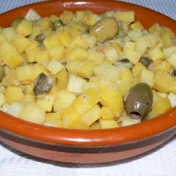 Sicilijanski prilog od krompira 1